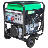 Генератор бензиновий IRON ANGEL EG 12000 E3/1