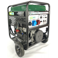 Генератор бензиновий IRON ANGEL EG12000EA30