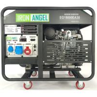 Генератор бензиновий IRON ANGEL EG18000EA30 (з блоком автоматики)