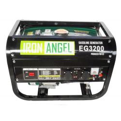 Генератор бензиновий IRON ANGEL EG 3200
