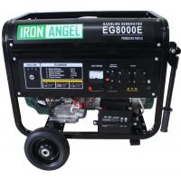 Генератор бензиновий IRON ANGEL EG 8000 E