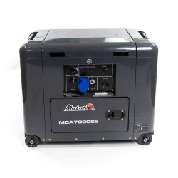 Генератор дизельний MATARI MDA7000SE-ATS (з блоком автоматики)