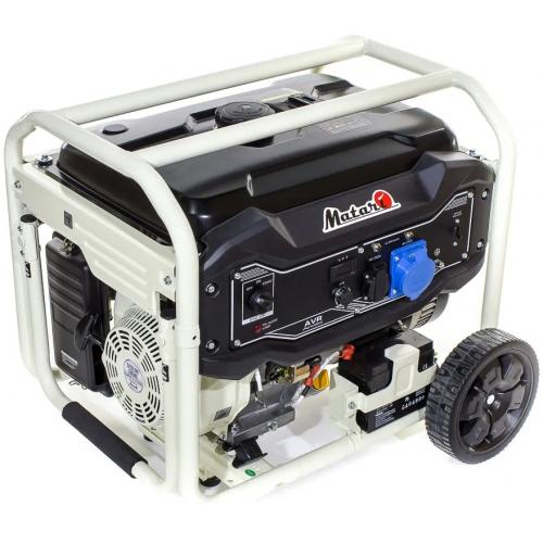 Генератор бензиновий MATARI MX11000E