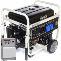 Генератор бензиновий MATARI MX13000EA-ATS (з блоком автоматики)