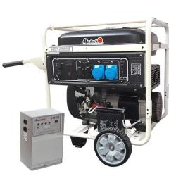 Генератор бензиновий MATARI MX14000EA-ATS (з блоком автоматики)