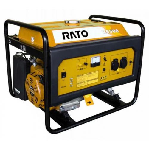 Генератор бензиновий RATO R5500