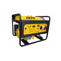 Генератор бензиновий RATO R6000-T
