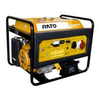 Генератор бензиновий RATO R6000D-T