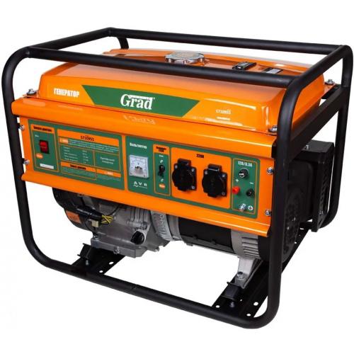 Генератор бензиновий SIGMA GRAD 5.0/5.5кВт (5710955)