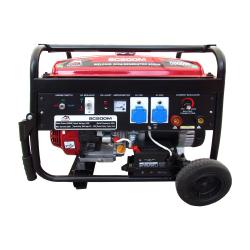 Генератор бензиновий VULKAN SC200M-II (із зварювальним модулем)