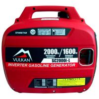 Генератор бензиновий VULKAN SC2000i-L