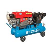 Поршневий компресор DALGAKIRAN Ecco D-1.05/1.0 з дизельним двигуном