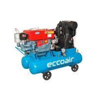 Поршневий компресор DALGAKIRAN EccoAir D1.6/1.0 с дизельным приводом
