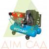 Поршневой компрессор DALGAKIRAN Ecco D1.6/1.0 с дизельным приводом