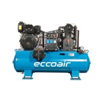 Поршневий компресор DALGAKIRAN Ecco GWC с дизельним двигуном і генератором