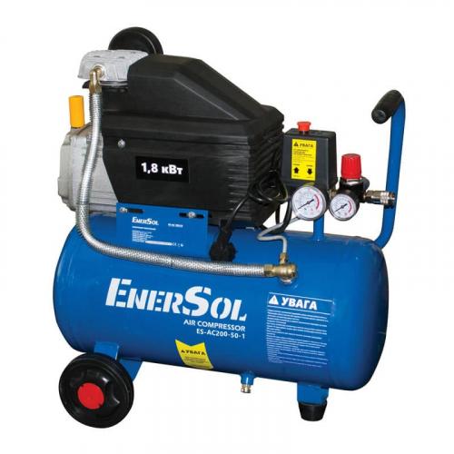 Поршневий компресор EnerSol ES-AC200-50-1