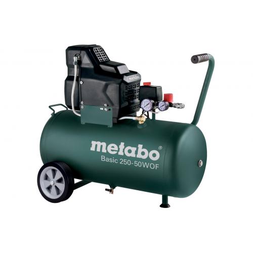 Поршневий компресор METABO Basic 250-50 W OF (601535000)