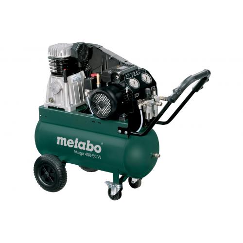 Поршневий компресор METABO Mega 400-50 W (601536000)