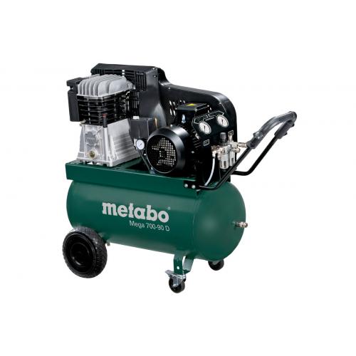 Поршневой компрессор METABO Mega 700-90 D (601542000)