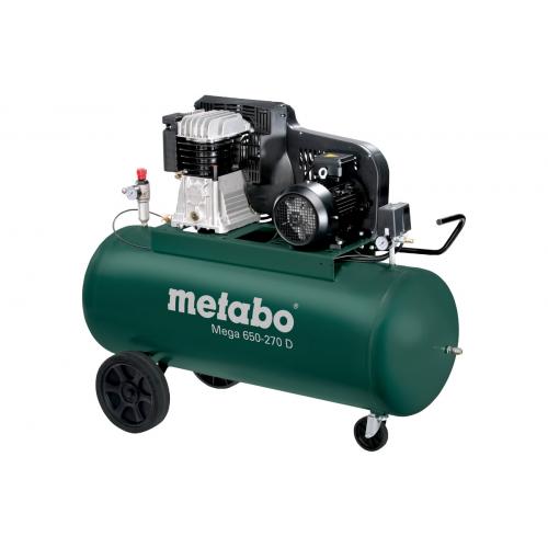 Поршневой компрессор METABO Mega 650-270 D (601543000)