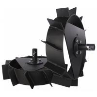 Металеві колеса (грунтозачепи) TEXAS 500x10 Fusion серія (91075300100)