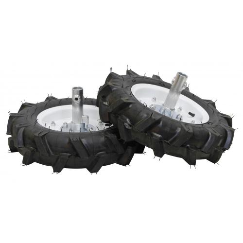 """Пневматичні колеса 18"""" (пара) для TEXAS Fusion-серії (91075500100)"""