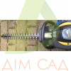 Бензинові ножиці для живоплоту McCULLOCH  Ergo Lite 6028 (9666934-01)