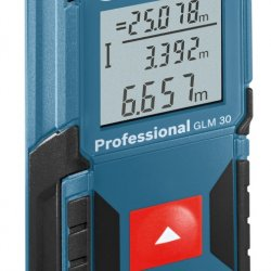 Лазерний далекомір Bosch GLM 30 Professional (0.601.072.500)