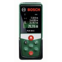 Лазерний далекомір BOSCH PLR 30 C (603672120)