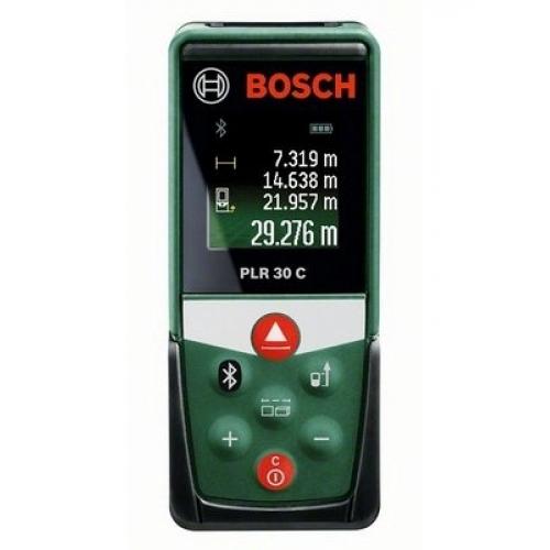 Лазерный дальномер BOSCH PLR 30 ° C (603672120)