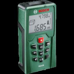 Лазерний далекомір BOSCH PLR 25 (603672520)