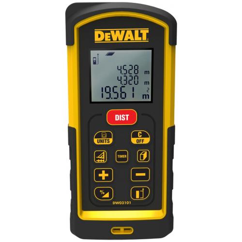 Лазерний далекомір DeWALT DW 03101
