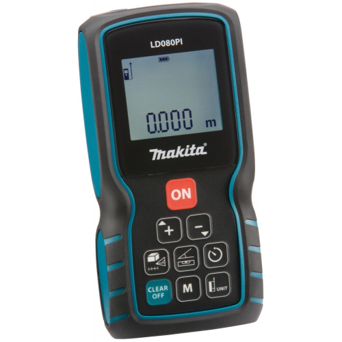 Лазерний далекомір MAKITA LD080PI