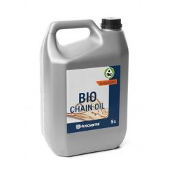 Олива HUSQVARNA BIO для змащування ланцюга 5,0л (5964573-02)