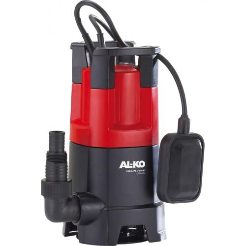 Заглибний насос для брудної води AL-KO Drain 7500 Classic (112822)