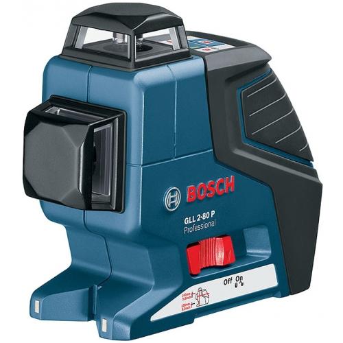 Линейный лазер BOSCH GLL 2-80 P Professional (0601063205)