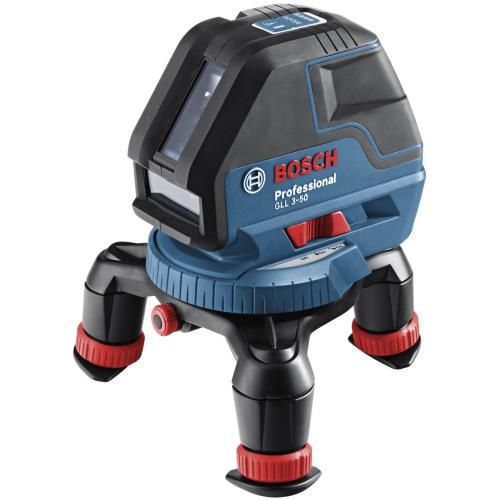 Лінійний лазер BOSCH GLL 3-50 Professional (0601063800)
