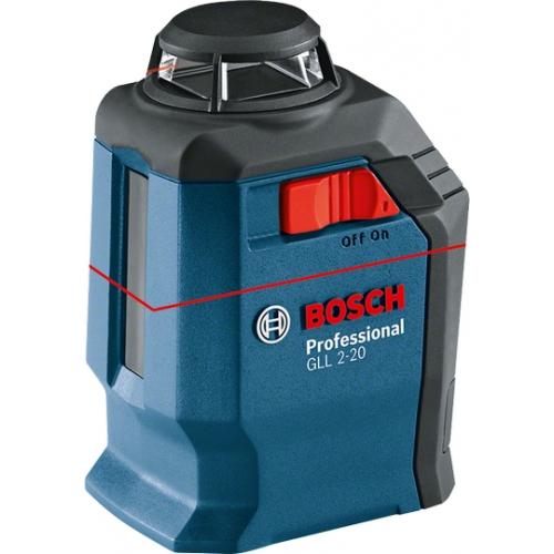 Линейный лазер BOSCH GLL 2-20 Professional (0601063J00)