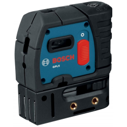 Точковий лазер BOSCH GPL 5 Professional (0601066200)