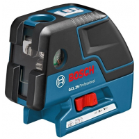 Комбинированный лазер BOSCH GCL 25 Professional (0601066B01)