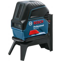 Комбінований лазер Bosch GCL 2-15 Professional (0.601.066.E02)