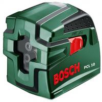 Лазер з перехресними промінями BOSCH PCL 10 Set (0603008120)