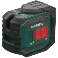 Лінійний лазерий нівелір Metabo KLL 2-20 606166000