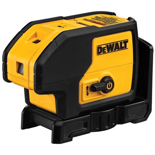 Лазерний нівелір DeWALT DW083K
