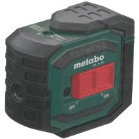 Лазерний нівелір METABO PL 5-30 (606164000)