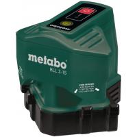 Лазерний нівелір для вкладання підлоги METABO BLL 2-15 (606165000)