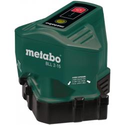 Лазерный нивелир для укладки пола METABO BLL 2-15 (606165000)