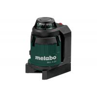 Лазерний нівелір METABO MLL 3-20 (606167000)