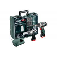 Шуруповерт METABO PowerMaxx BS Basic Mobile Workshop (600080880)