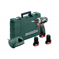 Шуруповерт METABO PowerMaxx BS Basic Set (600080960)